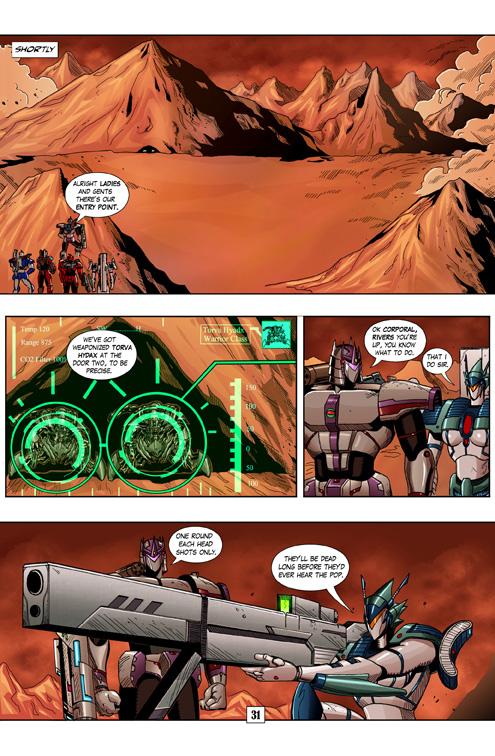 Juggernaut Comic #1 Page 31