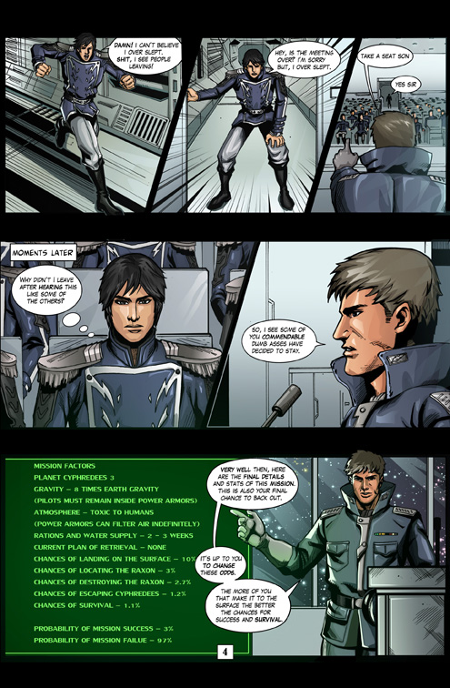 Juggernaut Comic #1 Page 4
