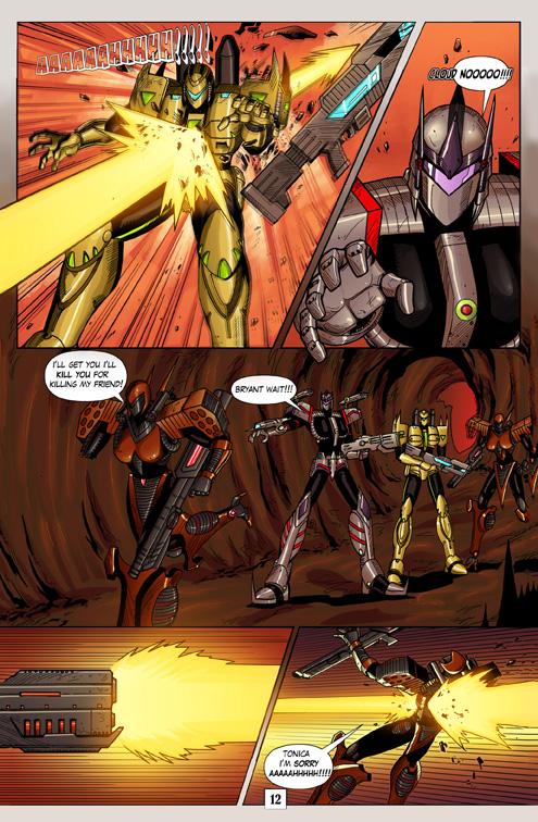 Juggernaut Comic #2 Page 12