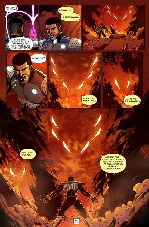 Juggernaut Comic #2 Page 25