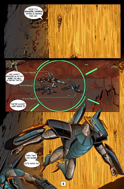 Juggernaut Comic #2 Page 6