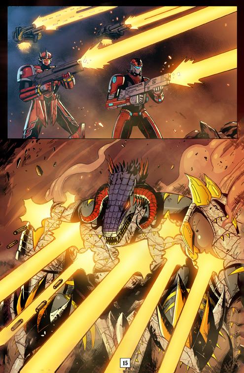 Juggernaut Comic #3 Page 15