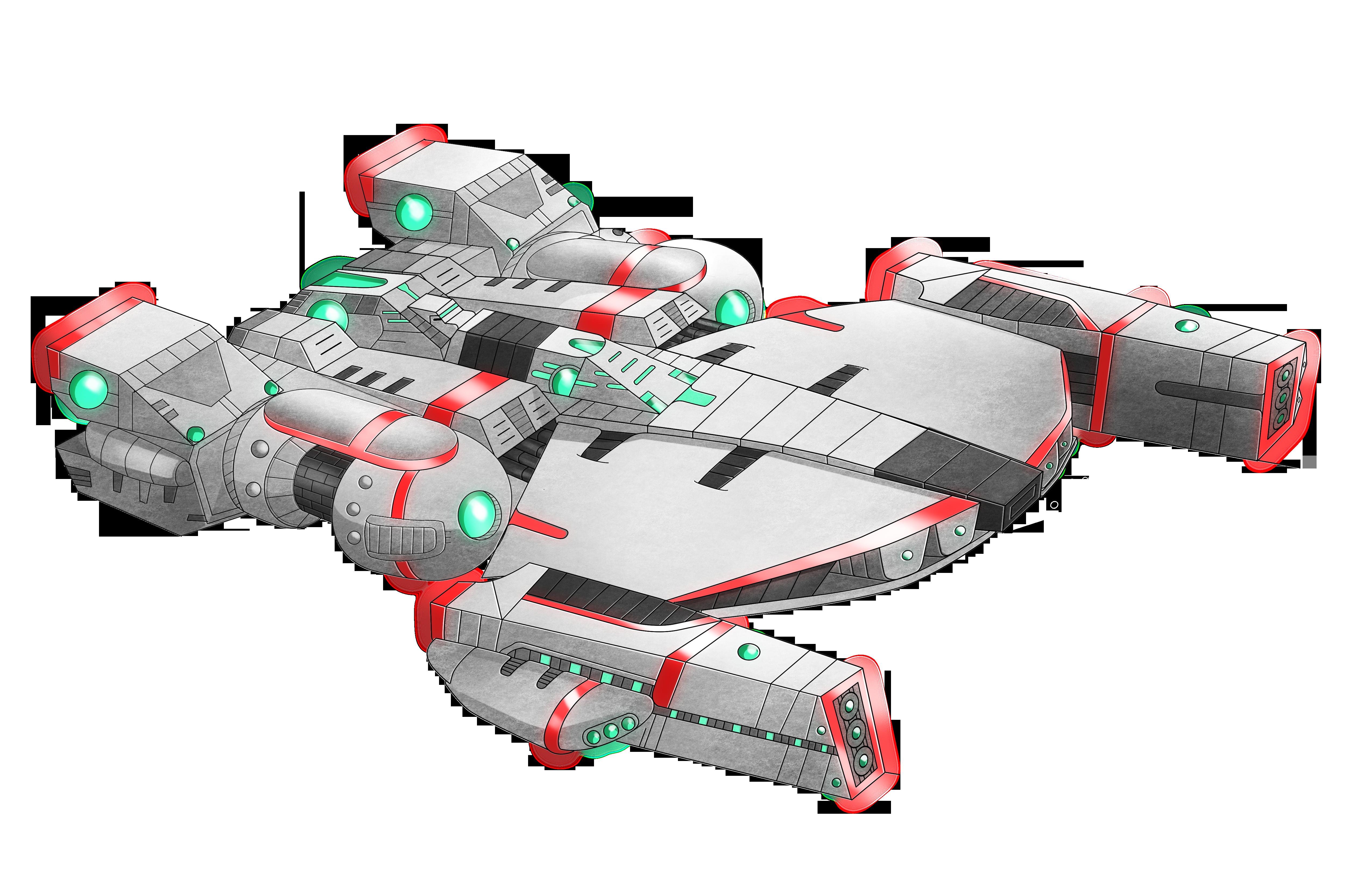 New Ship Round