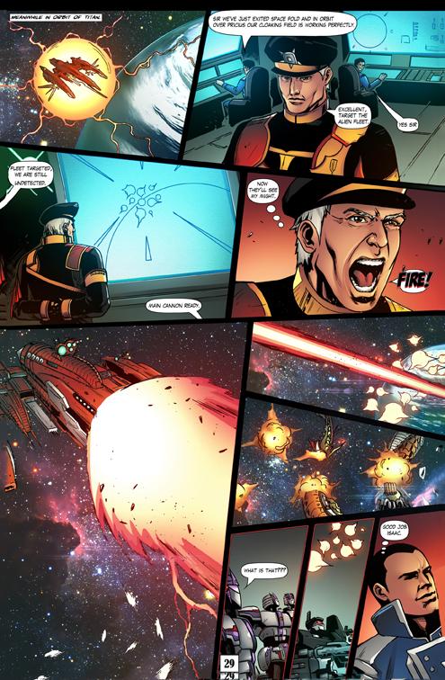 Critical Strike Comic #2Page 29