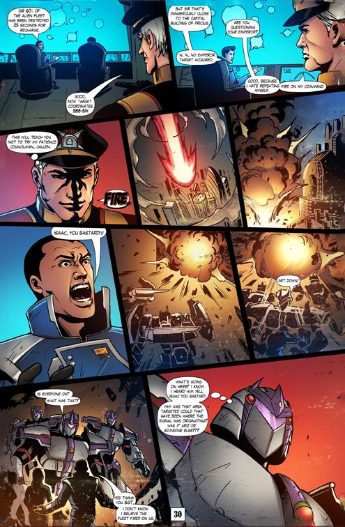 Critical Strike Comic #2Page 30